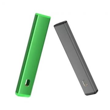 USA cbd vaporizer pen 510 glass cartridge 400mah vape pen rechargeable battery bottom usb
